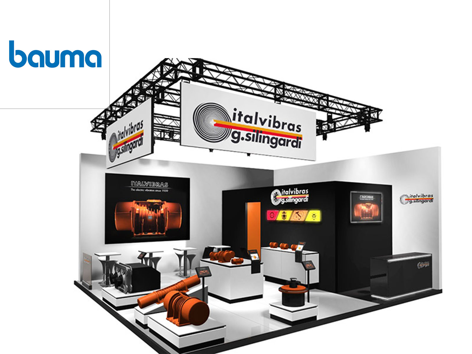 A great thank to everybody for the 2019 BAUMA success